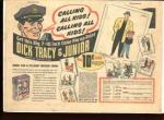 Dick Tray & Junior Color Print Ad 1940s?