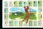 Placemat-Golfing Tips!