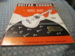 Guitar Chords-Picture & Diagram- Mel Bay 1959